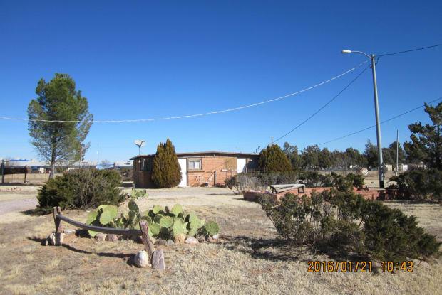 10374 E Highway 92 - 10374 E Highway 92, Palominas, AZ 85615