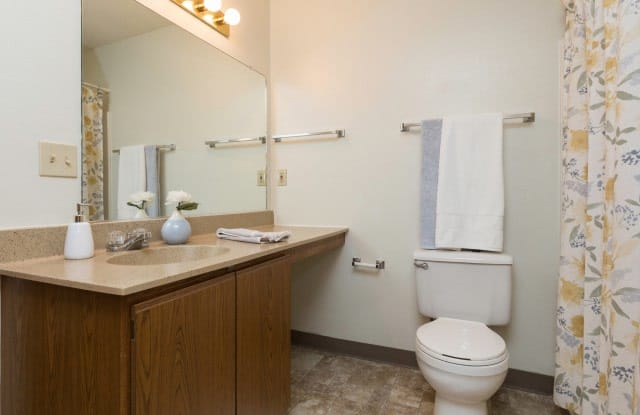 Somerset Apartments - 6620 Southeast 5th Street, Des Moines, IA 50315
