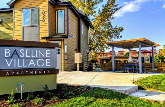 Baseline Village - 811 East Baseline Road, Lafayette, CO 80026