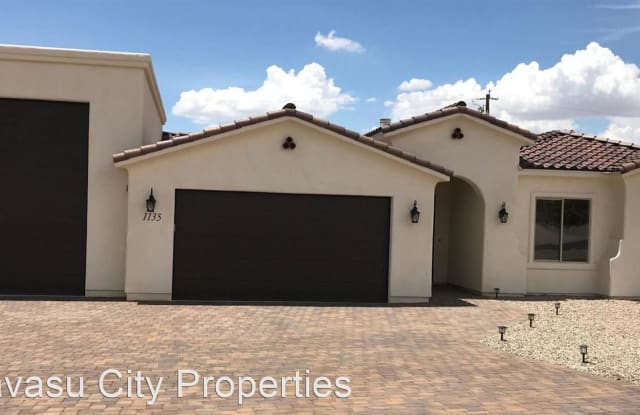 1135 Cascade Ln - 1135 Cascade Lane, Lake Havasu City, AZ 86406