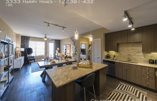 3333 Harry Hines - 3333 Harry Hines Boulevard, Dallas, TX 75201