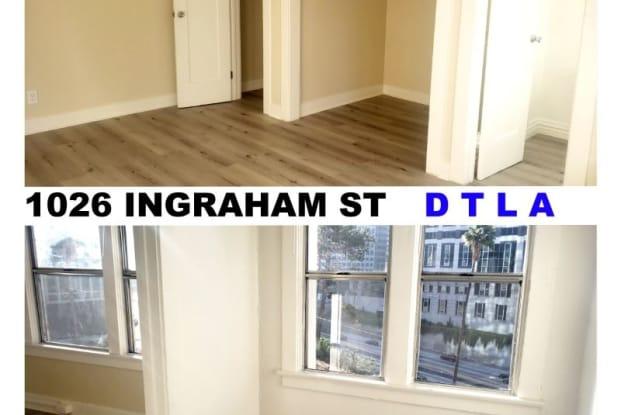 1026 Ingraham St 307 - 1026 W Ingraham St, Los Angeles, CA 90017