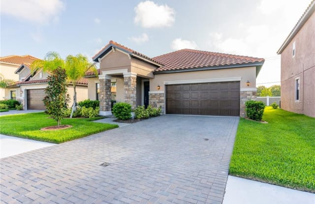 13182 GREEN VIOLET DRIVE - 13182 Green Violet Drive, Riverview, FL 33579