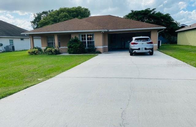 258 DAISY ESTATES DRIVE - 258 Daisy Estates Drive, Polk County, FL 33884