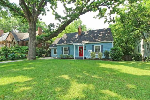 984 Eden Ave - 984 Eden Avenue Southeast, Atlanta, GA 30316