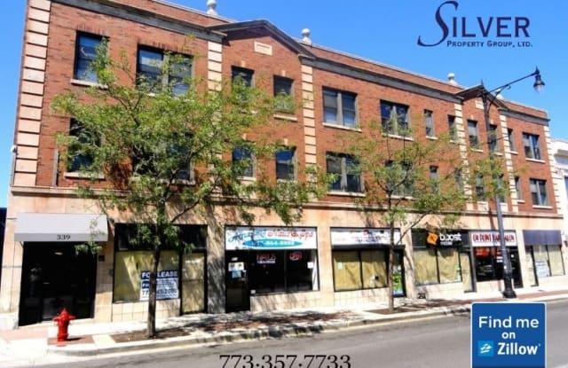 339 Howard 3 - 339 West Howard Street, Evanston, IL 60202