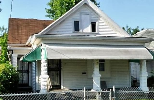1820 W. Kentucky Street - 1820 West Kentucky Street, Louisville, KY 40210