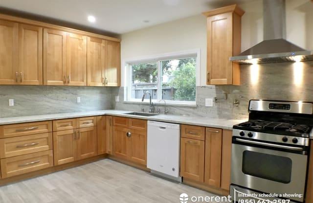 1496 Marcia Ave - 1496 Marcia Avenue, San Jose, CA 95125