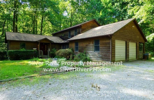 13012 Forest Dr. - 13012 Forest Drive, Bowie, MD 20715