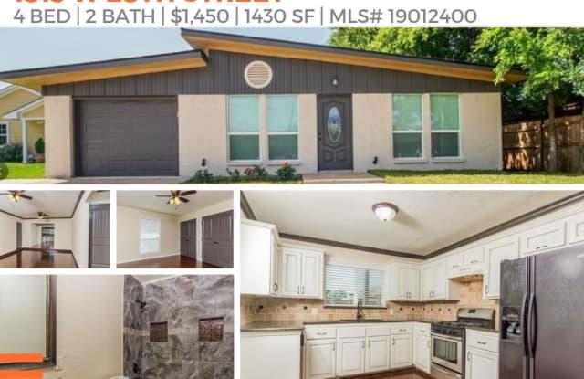 1513 W 28th Street - 1513 West 28th Street, Bryan, TX 77803