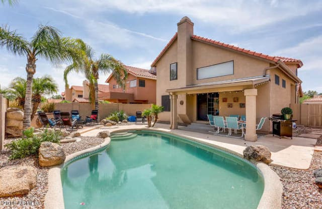 16635 N 59TH Place - 16635 North 59th Place, Phoenix, AZ 85254