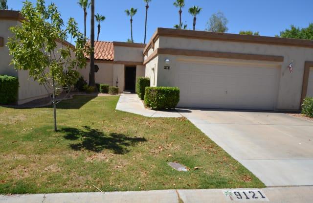 9121 W TOPEKA Drive - 9121 West Topeka Drive, Peoria, AZ 85382