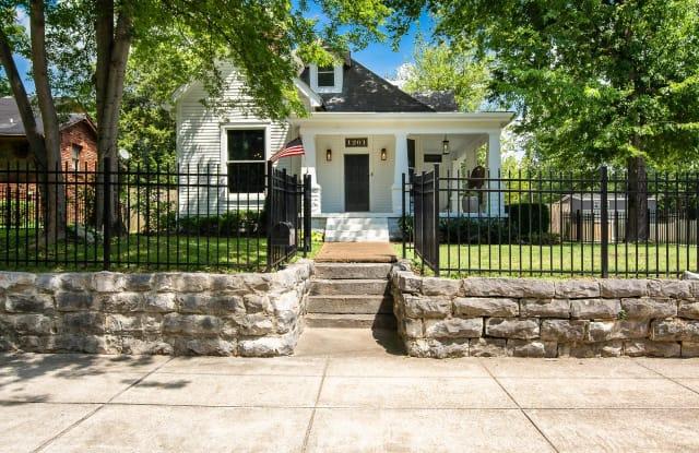1201 Meridian St - 1201 Meridian Street, Nashville, TN 37207