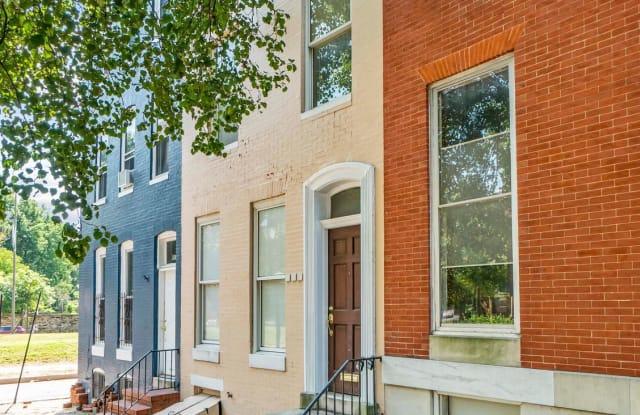 809 HOLLINS STREET - 809 Hollins Street, Baltimore, MD 21201