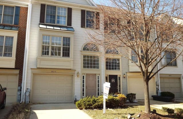8610 WOODLAND MANOR DRIVE - 8610 Woodland Manor Drive, Maryland City, MD 20724