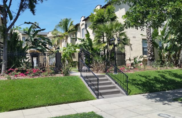 South Olive - 241 S Olive Ave, Alhambra, CA 91801