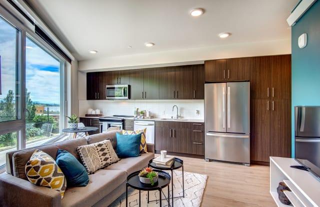 Metro Line Flats - 915 East Spruce Street, Seattle, WA 98122