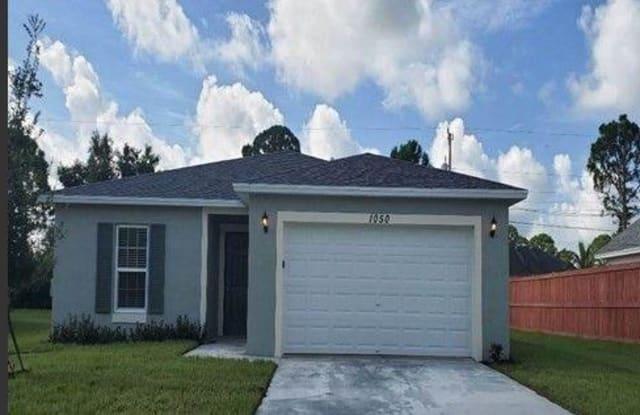 1050 SW Janar Ave - 1050 Southwest Janar Avenue, Port St. Lucie, FL 34953