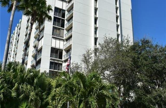 1390 GULF BOULEVARD - 1390 Gulf Boulevard, Clearwater, FL 33767