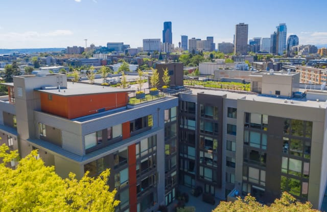 The Chloe Apartments - 1408 E Union St, Seattle, WA 98122