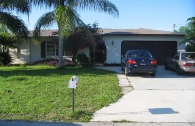 1706 NE 6th TER - 1706 Northeast 6th Terrace, Cape Coral, FL 33909