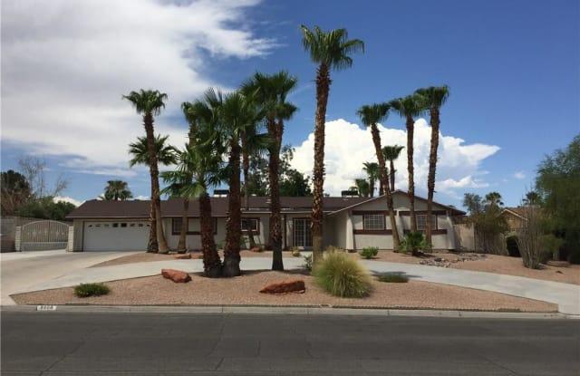 6808 OBANNON Drive - 6808 Obannon Drive, Las Vegas, NV 89146