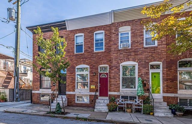 503 S BELNORD AVENUE - 503 South Belnord Avenue, Baltimore, MD 21224