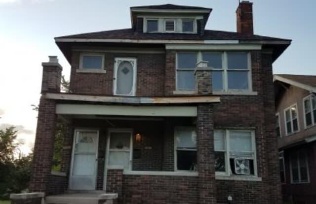 1722 Gladstone - 1722 Gladstone St, Detroit, MI 48206