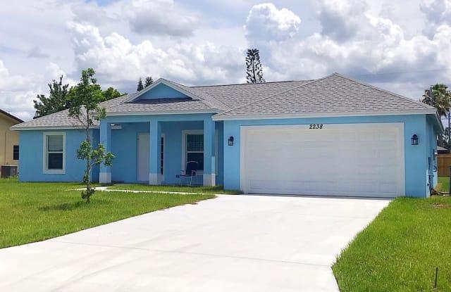 2238 SE Gaslight Street - 2238 Southeast Gaslight Street, Port St. Lucie, FL 34952