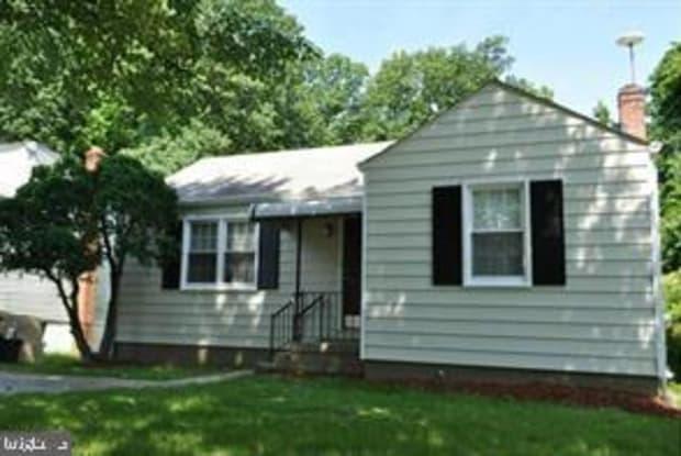 5605 JOAN LANE - 5605 Joan Lane, Temple Hills, MD 20748