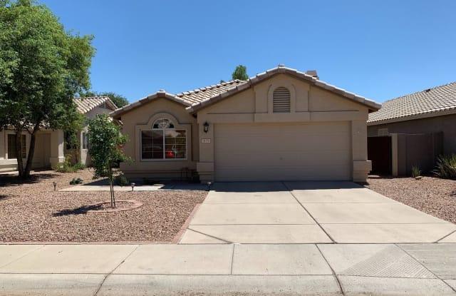 879 W. Sierra Madre Ave. - 879 West Sierra Madre Avenue, Gilbert, AZ 85233