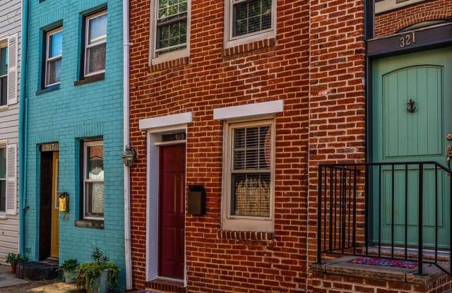 319 S DURHAM STREET - 319 South Durham Street, Baltimore, MD 21231