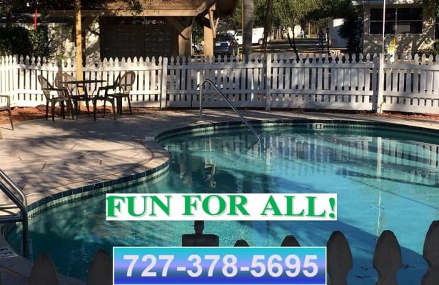 Forest Green Family Community - 14015 Bream Drive, Pasco County, FL 34669