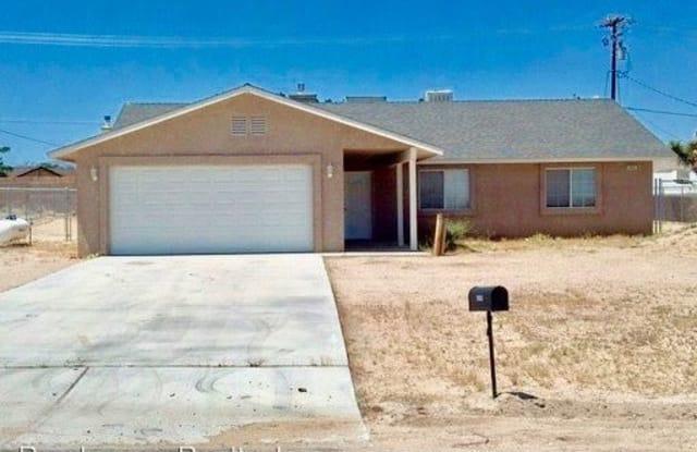 7052 Avalon Avenue - 7052 Avalon Avenue, Yucca Valley, CA 92284