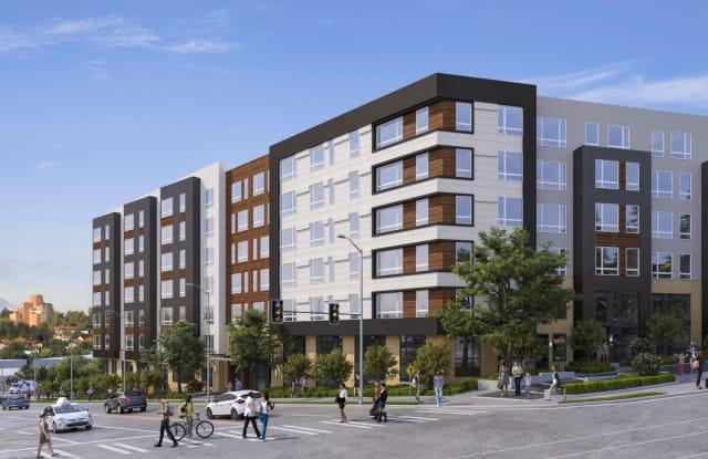 Modera First Hill - 125 Boren Ave S, Seattle, WA 98144