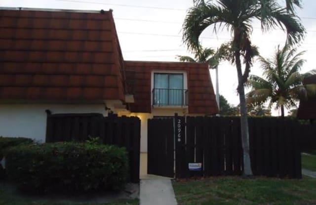2096 White Pine Circle - 2096 White Pine Circle, Greenacres, FL 33415