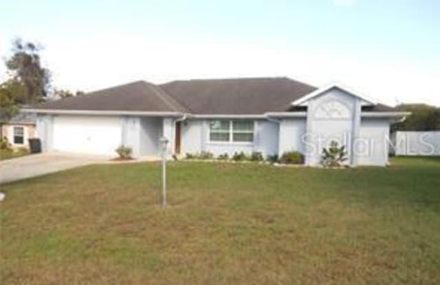 1261 W PORTILLO DRIVE - 1261 West Portillo Drive, Deltona, FL 32725