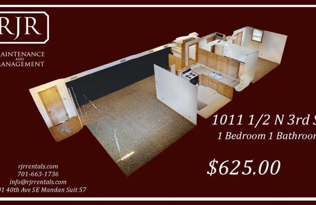 1011 N 3rd St - 1011 North 3rd Street, Bismarck, ND 58501