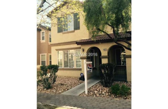 4433 NESTOS VALLEY Avenue - 4433 Nestos Valley Avenue, North Las Vegas, NV 89031