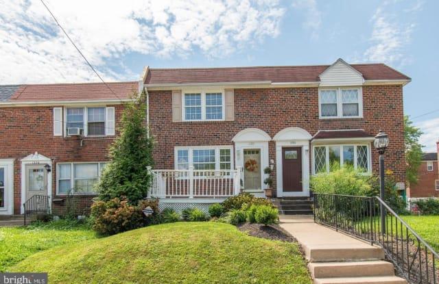 1328 W BEECH STREET - 1328 Beech Street, Norristown, PA 19401