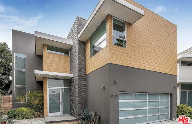 16536 MOORPARK Street - 16536 Moorpark Street, Los Angeles, CA 91436