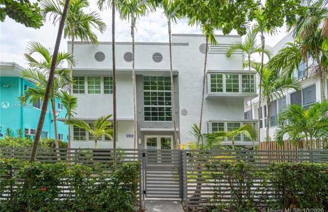 1025 Meridian Ave - 1025 Meridian Avenue, Miami Beach, FL 33139