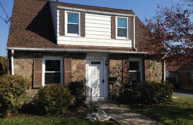 1720 Jefferson Avenue - 1720 Jefferson Avenue, Bethlehem, PA 18017
