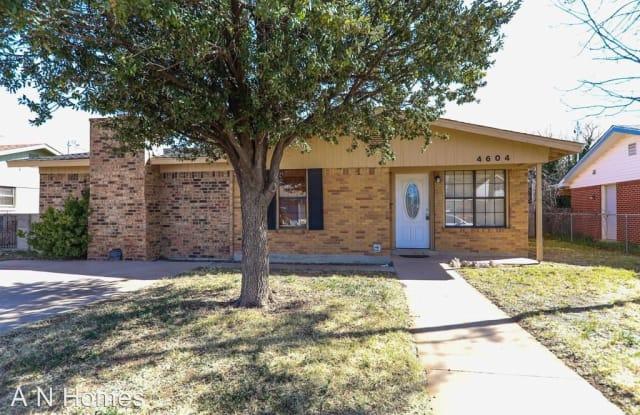 4604 Dakota - 4604 Dakota Avenue, Odessa, TX 79762