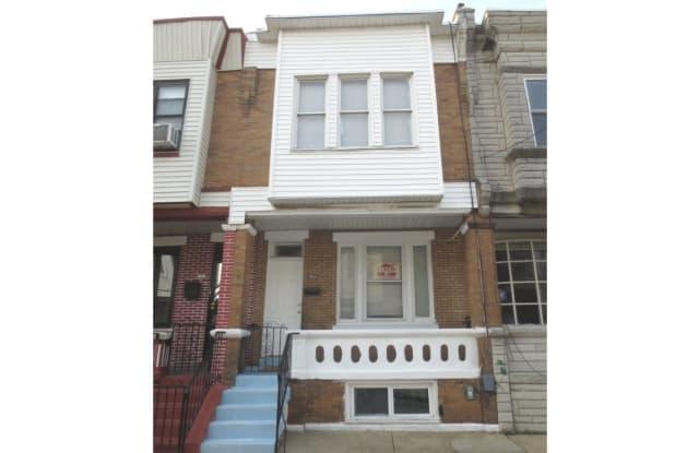 1804 S RINGGOLD STREET - 1804 South Ringgold Street, Philadelphia, PA 19145