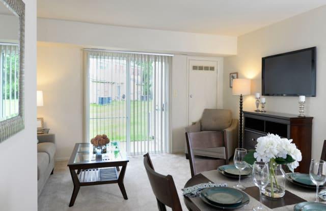 Seven Oaks Townhomes - 802 Kingston Ct, Edgewood, MD 21040