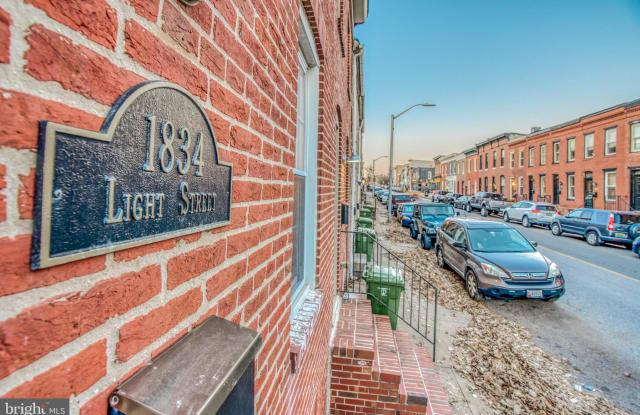 1834 LIGHT STREET - 1834 Light Street, Baltimore, MD 21230