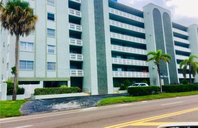 7321 CENTRAL AVENUE - 7321 Central Avenue, St. Petersburg, FL 33710