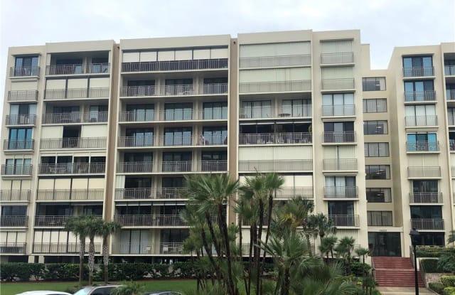 1400 GULF BOULEVARD - 1400 Gulf Boulevard, Belleair Shore, FL 33786