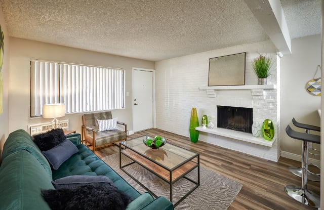 Park at Palmer Apartments - 3803 Half Turn Rd, Colorado Springs, CO 80917